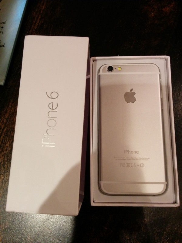 iphone 6 replica doosje