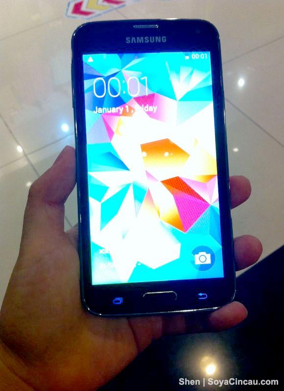 replica Galaxy S5